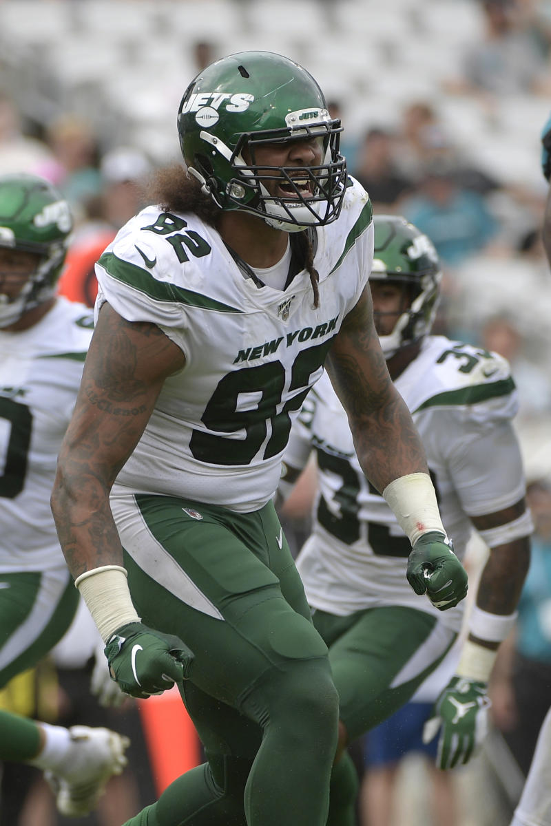 Ap Source Jets Trade Leonard Williams To Giants For 2 Picks