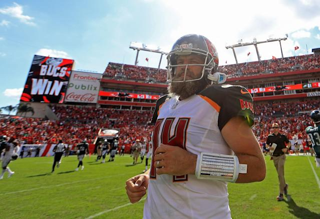 Do you believe in Fitzmagic? Ryan Fitzpatrick is making believers out of many after another great performance. (Getty Images)