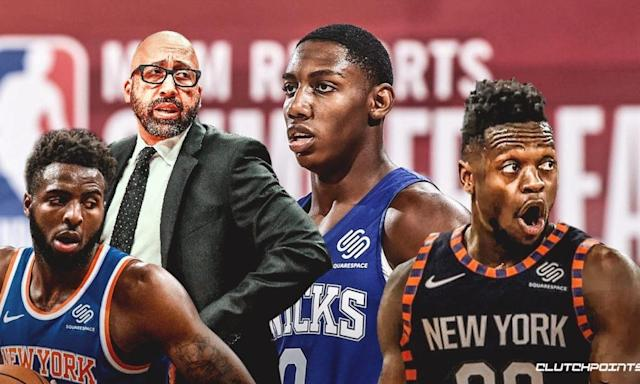 The Biggest Questions Facing The Knicks After Striking Out On Top Offseason Targets
