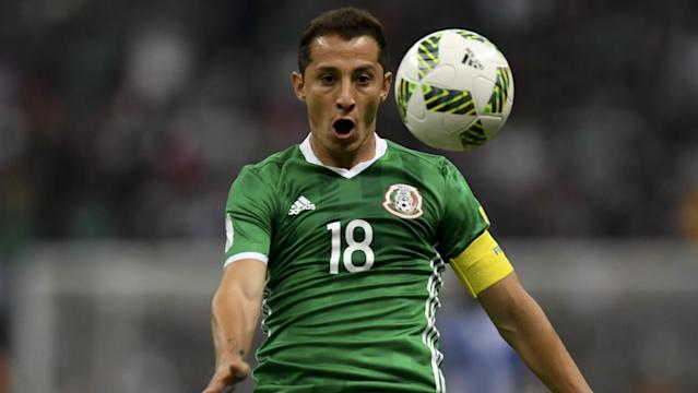 The midfielder suffered a right leg injury and tests Monday determined that he won't be fit to face Costa Rica or Trinidad and Tobago.