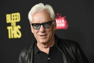James Woods è uno dei fan più espliciti di Donald Trump ed è molto attivo politicamente su Twitter. (Photo by Chris Pizzello/Invision/AP)