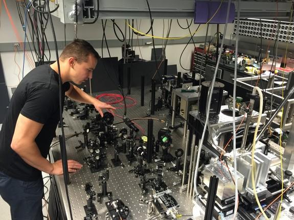 'Spooky Action' Heats Up: Atoms Entangled at Room Temperature