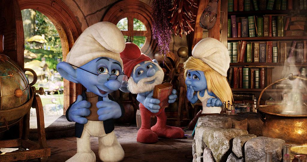 "Columbia Pictures' ""The Smurfs 2"" - 2013"
