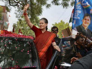 Divested of SPG cover, Sonia Gandhi's luxury Range Rover SUV to be swapped with a 10-year-old Tata Safari, claim reports
