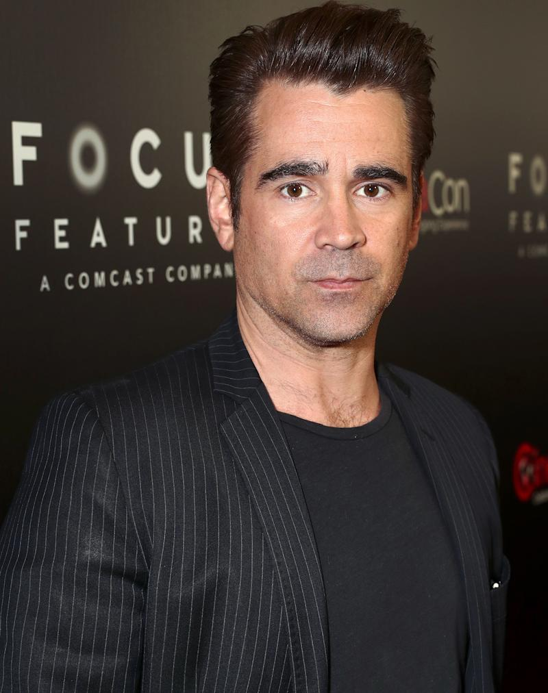 Colin Farrell Shares the Touching Moment His Special-Needs Son Took His First Steps: 'It Was Humbling to See'