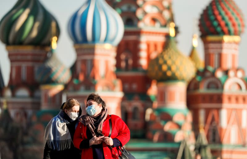 Moscow tightens coronavirus rules