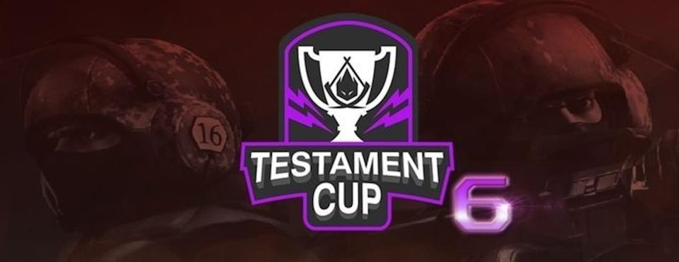 CS:GO Testament Cup 6 (Photo: Proving Grounds Facebook)