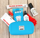 "The fictional Beverly Goldberg or Midge Maisel will tell you Jews are nothing if not prepared, so that's why JUDY's limited edition pack is the perfect practical gift. The brand teamed up with Poo~Pourri to release the ultimate kit for unexpected issues of the booty variety. From sanitizing spray and wipes to a before-you-go toilet spray (and even a glow stick in case you have to go #2 in the dark), this kit has everything. Cause listen, shit happens. $45, JUDY. <a href=""https://poo.judy.co/"" rel=""nofollow noopener"" target=""_blank"" data-ylk=""slk:Get it now!"" class=""link rapid-noclick-resp"">Get it now!</a>"