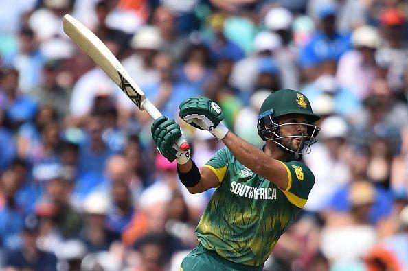 Jean-Paul Duminy has an average of 45.55 in T20I run chases