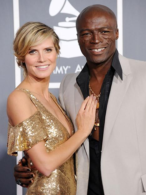 """Heidi Klum: Seal and I Aren't """"the Greatest Friends Right Now"""" After His Comments About Bodyguard"""