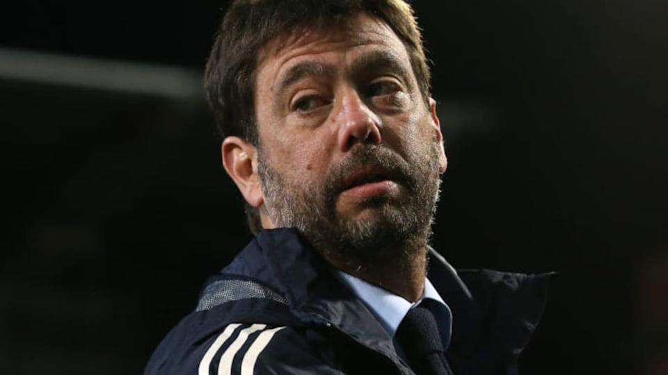 Andrea Agnelli, presidente della Juventus | Jonathan Moscrop/Getty Images