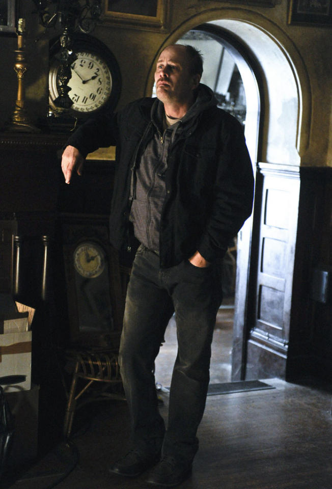 """The Deductionist"" - Sherlock pursues Martin Ennis (Terry Kinney), an unpredictable criminal, before he strikes again, on ""Elementary,"" on a special night, immediately following the Super Bowl on Sunday, Feb. 3 on CBS."