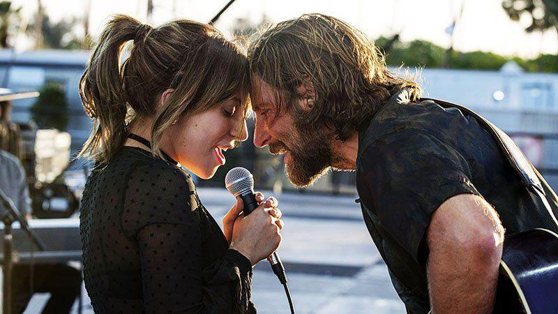 """<p><em>A Star Is Born </em>is a romance made, and remade, for each generation since the first version in 1937. The movie's fourth iteration stars Bradley Cooper and Lady Gaga as an aging rocker and a cabaret singer with star potential. At first, their romance is unlikely—but Jackson Maine (Cooper) knows, after seeing Ally (Lady Gaga) perform, that she's a real talent. As he says, so famously, """"I just wanted to take another look at you.""""<br></p><p><a class=""""link rapid-noclick-resp"""" href=""""https://www.amazon.com/Star-Born-Bradley-Cooper/dp/B07PMFRQPH?tag=syn-yahoo-20&ascsubtag=%5Bartid%7C10072.g.33383086%5Bsrc%7Cyahoo-us"""" rel=""""nofollow noopener"""" target=""""_blank"""" data-ylk=""""slk:Watch Now"""">Watch Now</a></p>"""