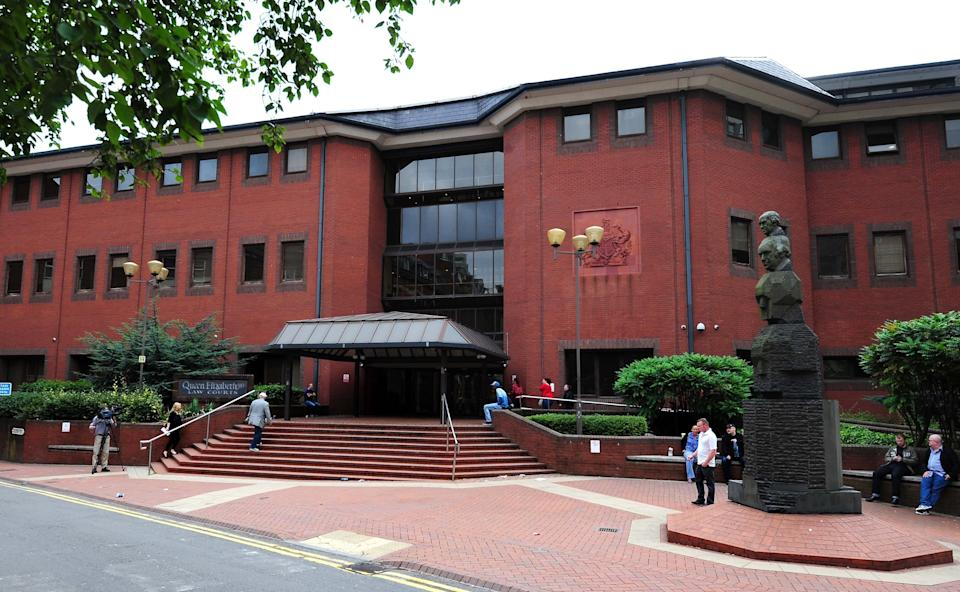 Norman was jailed for four years at Birmingham Crown Court on Friday. (PA)