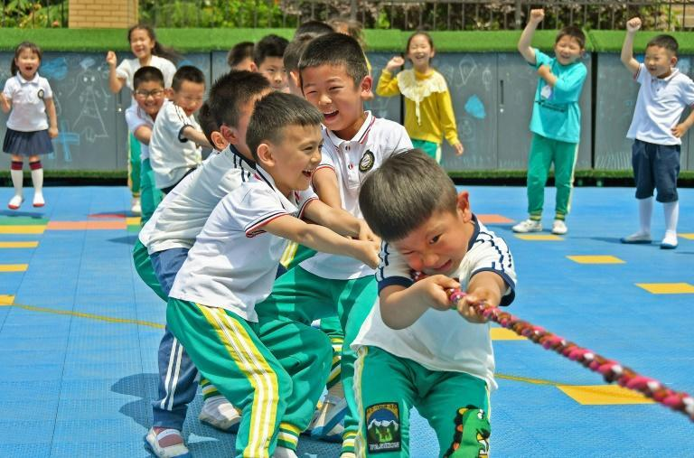 China's gender balance has been skewed by decades of the one-child policy and a traditional social preference for boys