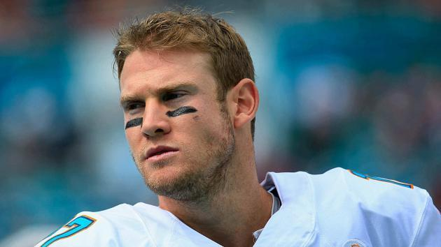 Ryan Tannehill leaves Dolphins practice with apparent leg injury