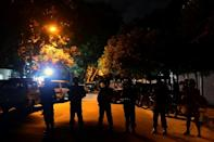 Bangladesh authorities said 18 foreigners were killed in the Dhaka cafe attack on July 2, 2016