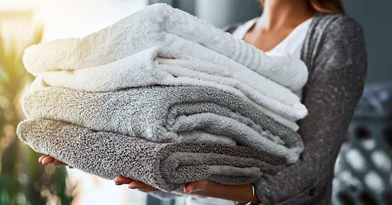 Marks & Spencer Egyptian Cotton bath towels are super soft (Getty Images)