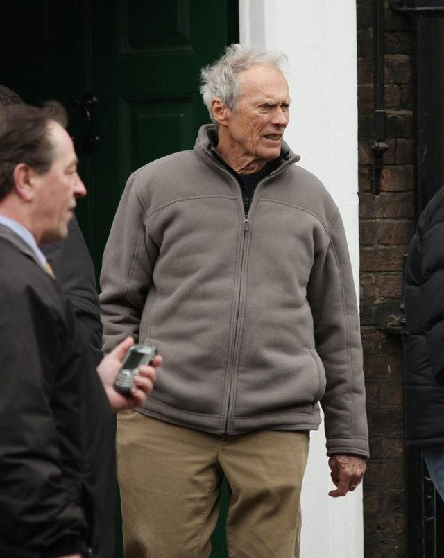 Hereafter filming – London