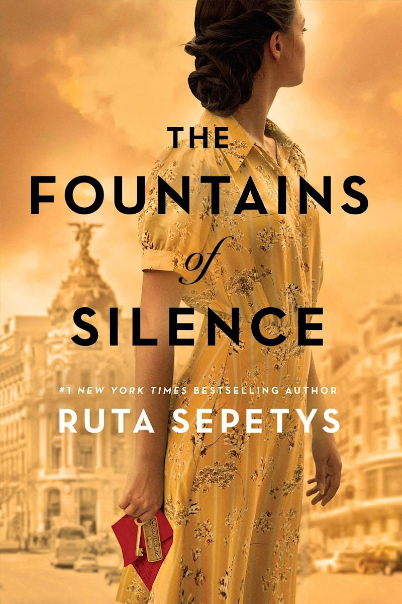 EW talks YA: The Fountains of Silence is a staggering tale of love, loss, and national shame