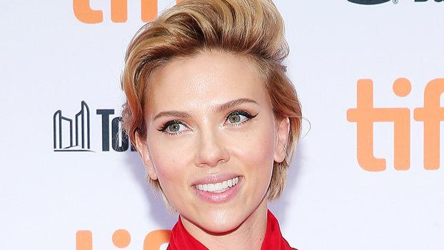 """If there's one thing we know about Scarlett Johansson, it's her super-recognizable sultry voice. From lending her vocal cords to The Jungle Book as Kaa the cunning snake, to covering a Jeff Buckley song for the He's Just Not That Into You soundtrack, it's clear that ScarJo's voice is gorgeous when she talks and when she sings.   Johansson and her very under-the-radar girl band, which includes Holly Miranda, Julia Haltigan, and Kendra Morris, covered  New Order's 1986 song """"Bizarre Love Tr"""