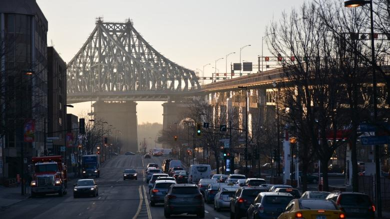 City of Montreal to rejuvenate Jacques Cartier Bridge access, create urban park