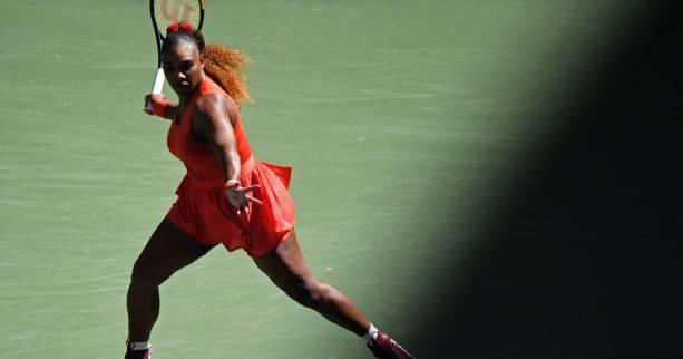 US Open (F) - US Open (F) : Serena Williams bat Sloane Stephens en trois sets et se qualifie en huitièmes