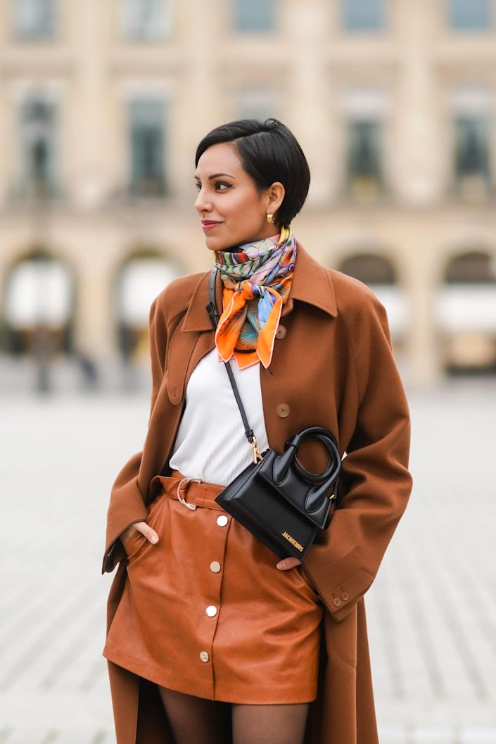 """<p><a href=""""https://www.cosmopolitan.com/fall-fashion/"""" rel=""""nofollow noopener"""" target=""""_blank"""" data-ylk=""""slk:Fall"""" class=""""link rapid-noclick-resp"""">Fall</a> isn't here <em>quite</em> yet, but beware: It's lathering up with <a href=""""https://www.cosmopolitan.com/style-beauty/beauty/g32236332/best-reef-safe-sunscreen/"""" rel=""""nofollow noopener"""" target=""""_blank"""" data-ylk=""""slk:sunscreen"""" class=""""link rapid-noclick-resp"""">sunscreen</a> before taking trips to the beach until suddenly, we're lighting up pumpkin-scented <a href=""""https://www.cosmopolitan.com/best-candles/"""" rel=""""nofollow noopener"""" target=""""_blank"""" data-ylk=""""slk:candles"""" class=""""link rapid-noclick-resp"""">candles</a> and wearing flannel pajamas. Honestly though? When it's 100 degrees out and your pets keep hogging the AC, the thought of changing leaves and cooler days is extremely inviting. The question simply is, what are you going to wear? </p><p>Glad you asked! Because over here, we love any excuse to buy ourselves a whole new wardrobe, and no, it's never too early to prepare. That being said, swapping out <a href=""""https://www.cosmopolitan.com/summer-fashion/"""" rel=""""nofollow noopener"""" target=""""_blank"""" data-ylk=""""slk:summer"""" class=""""link rapid-noclick-resp"""">summer</a> for fall clothes can be costly and time consuming. Lucky for you, Amazon has literally got everything you could possibly dream of online, but you totally knew that already. Need to stock up on <a href=""""https://www.cosmopolitan.com/style-beauty/fashion/g37000510/best-sweaters-on-amazon/"""" rel=""""nofollow noopener"""" target=""""_blank"""" data-ylk=""""slk:sweaters"""" class=""""link rapid-noclick-resp"""">sweaters</a>? Spice up your <a href=""""https://www.cosmopolitan.com/style-beauty/fashion/g36721989/best-lingerie-on-amazon/"""" rel=""""nofollow noopener"""" target=""""_blank"""" data-ylk=""""slk:lingerie game"""" class=""""link rapid-noclick-resp"""">lingerie game</a>? Sport some new <a href=""""https://www.cosmopolitan.com/style-beauty/fashion/g36746335/best-shoes-on-amazon/"""" rel=""""nofollow noopener"""" target=""""_b"""