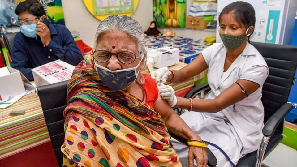 Coronavirus: India reports biggest single-day spike with 1.26L new cases