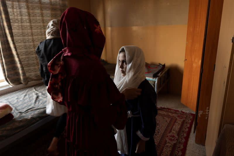 The Wider Image: This Kabul orphanage is struggling to feed its children as it runs low on cash