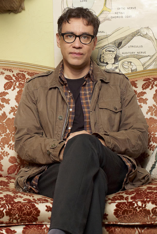"<b>Fred Armisen, ""Portlandia"" (Supporting Actor, Comedy) </b><br><br>To be brutally honest, we've never been that fond of Armisen on ""Saturday Night Live."" But that all changed when he headed to the Pacific Northwest and unleashed a lovably weird array of characters on IFC's way-offbeat sketch show. We love him as feminist bookstore owner Candice, we love him as militant bike messenger Spyke… we just love him. And if Kristen Wiig can snag a nod for her ""SNL"" work, Armisen should be able to sneak in here too."