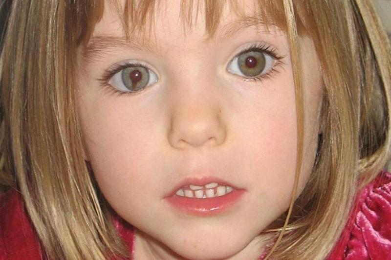 British child Madeleine McCann vanished from an apartment complex in Praia da Lu during a family holiday in Portugal