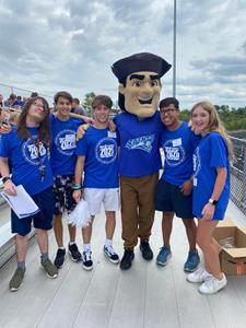 The incoming class of 2025, setting new enrollment records for Thomas More University with the start of the 2021-22 academic year.  #ThomasMore, #Saints