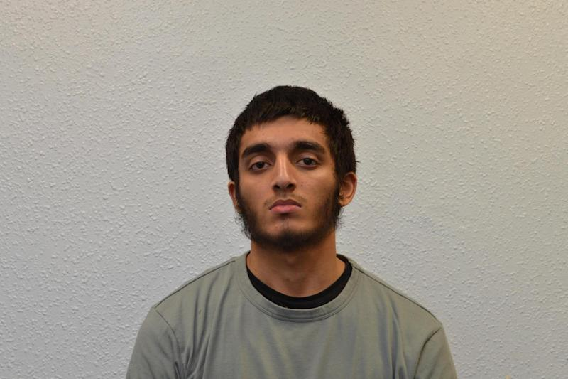 Haroon Ali Syed, 19, from Hounslow: Met Police
