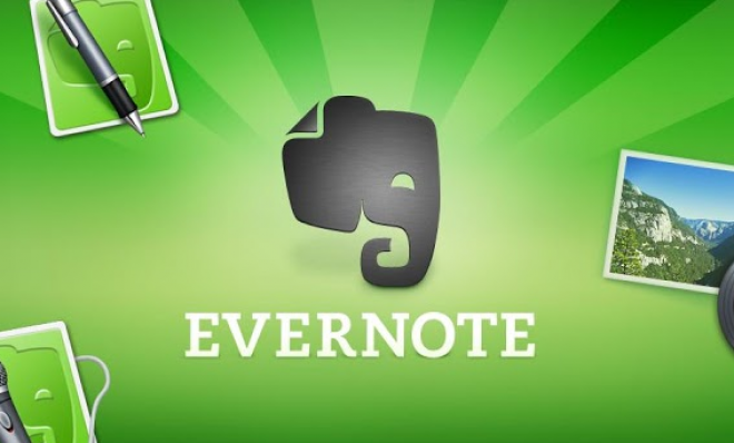 """Google says Evernote allows you to turn your Android device """"into an extension of your brain."""""""