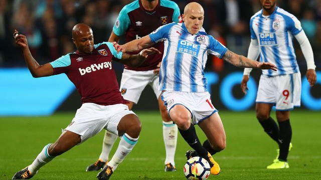 Mooy in action. Image: Getty
