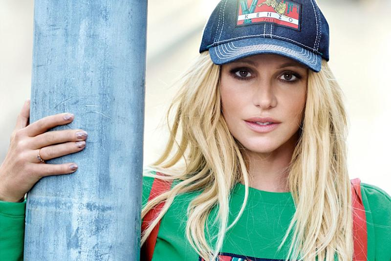 Britney Spears Goes . . . High Fashion!?