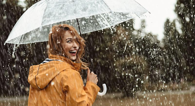 This top-rated waterproof jacket is our wardrobe must have all year long. (Amazon/ Yahoo Style UK)