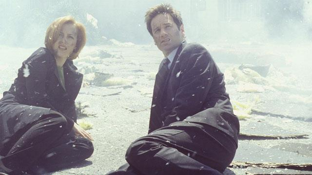 New 'X-Files' Trailer! Mulder and Scully Have 'Never Been in More Danger'