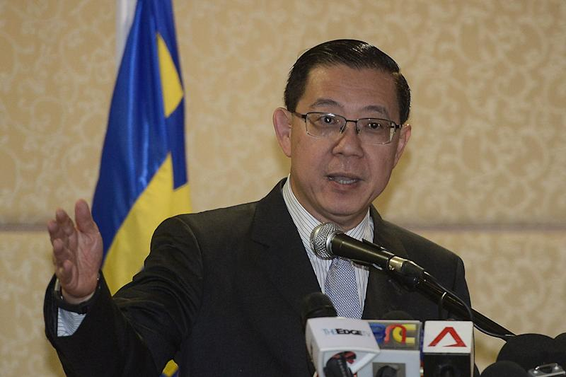Lim said the government will make its utmost effort to not disappoint the rakyat. — Picture by Mukhriz Hazim