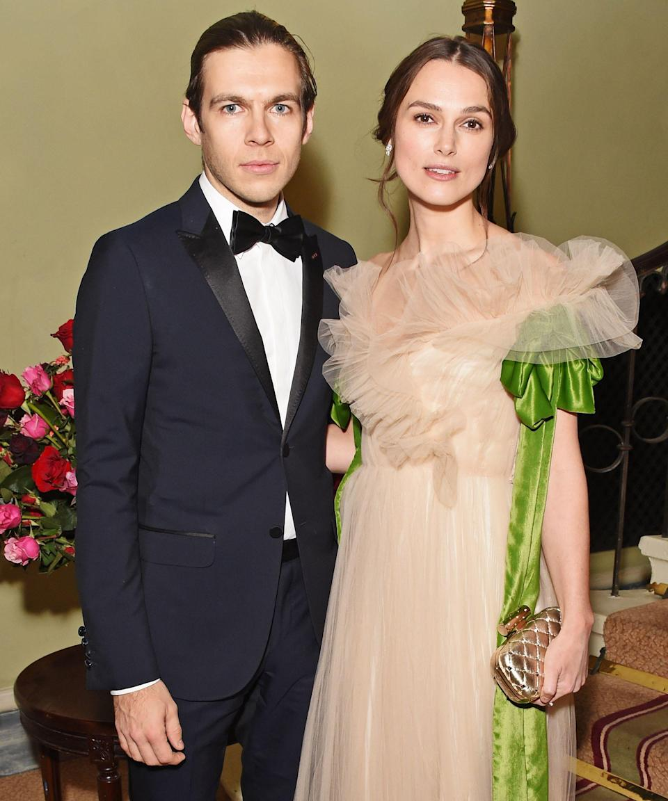 "<p>When you're eloping, there's no time to add extensive makeup trials to the wedding to-do list. Keira Knightley reached for <a href=""https://www.refinery29.com/2014/06/69254/keira-knightley-wedding-dress"" rel=""nofollow noopener"" target=""_blank"" data-ylk=""slk:an already-worn dress"" class=""link rapid-noclick-resp"">an already-worn dress</a> and no-makeup makeup for her <a href=""https://www.eonline.com/news/415205/keira-knightley-and-james-righton-wedding-details-of-the-couple-s-big-day"" rel=""nofollow noopener"" target=""_blank"" data-ylk=""slk:10-minute wedding"" class=""link rapid-noclick-resp"">10-minute wedding</a> in the South of France.</p><span class=""copyright"">Photo: David M. Benett/Dave Benett/Getty Images.</span>"