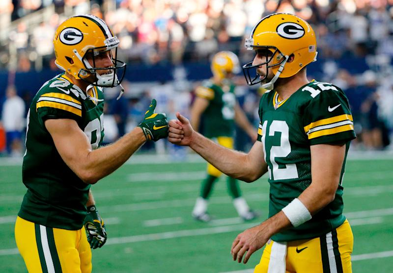 Jordy Nelson working on one-day deal to retire as a Packer