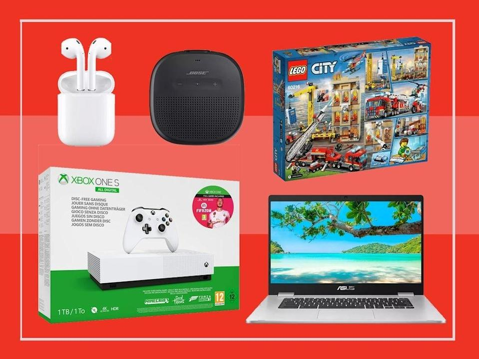 <p>Whether you're looking for a fitness tracker or laptop, this is the sale to watch</p> (The Independent)