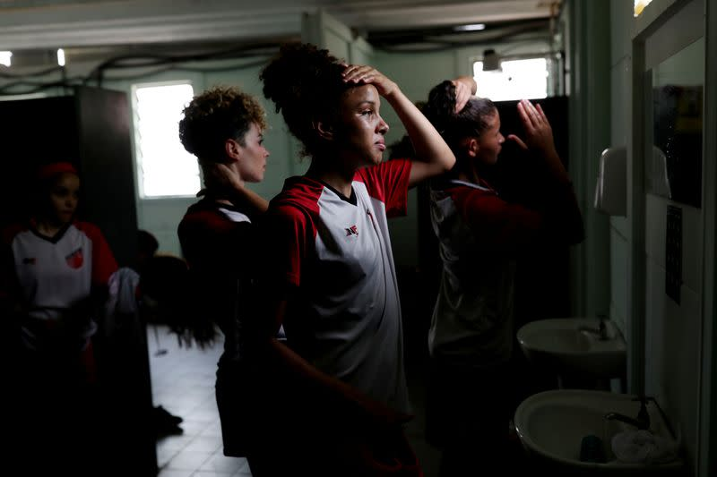 A look at Taboao da Serra, a soccer club that lost 29-0 to Sao Paulo shows the inequality of sport in Brazil