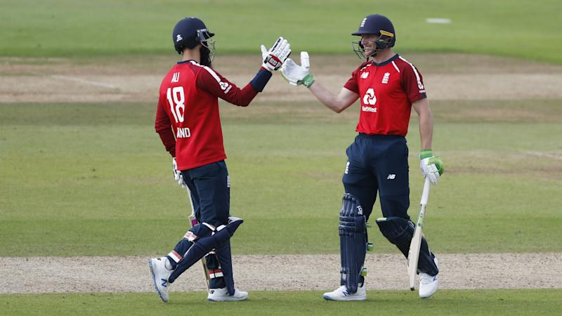 Imperious Buttler guides England to series win over Australia