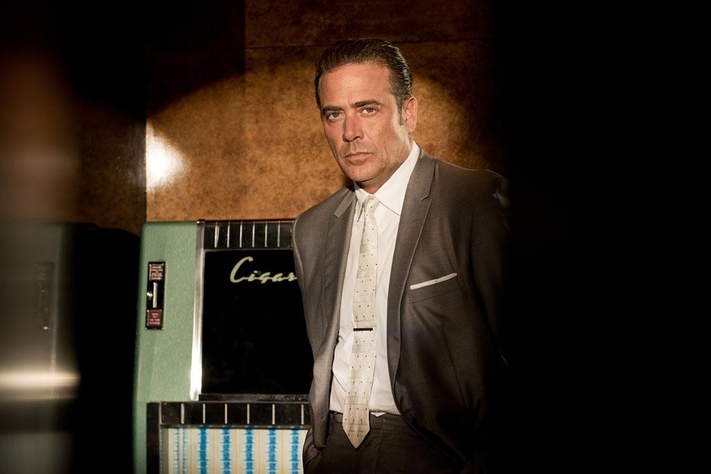 "Jeffrey Dean Morgan as Ike Evans in ""Magic City"" Season 2."