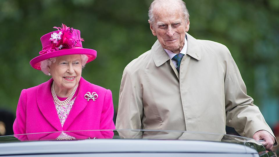 Just yesterday Queen Elizabeth II and Prince Philip, Duke of Edinburgh celebrated an intimate family Christmas. Photo: Getty Images