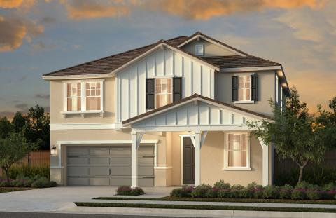 KB Home Announces Two New Communities in the Sacramento Area Now Open for Sales