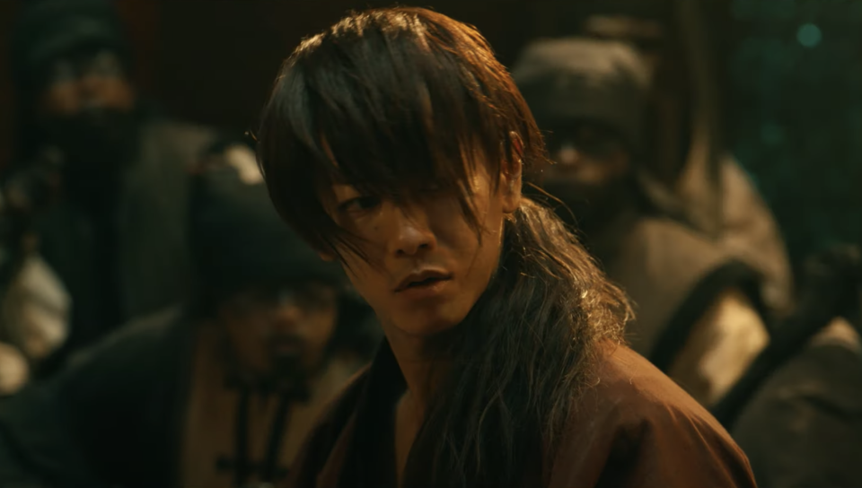 Rurouni Kenshin: The Final will be available on Netflix from 18 June. (Screenshot: YouTube)