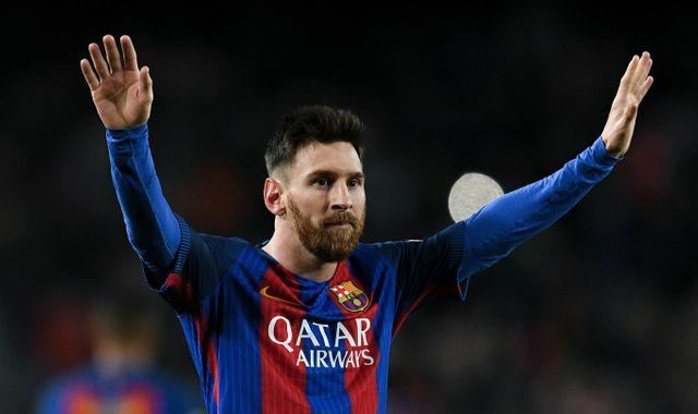 Lionel Messi: Footballer reluctantly stays at Barca but says club president 'did not keep his word'